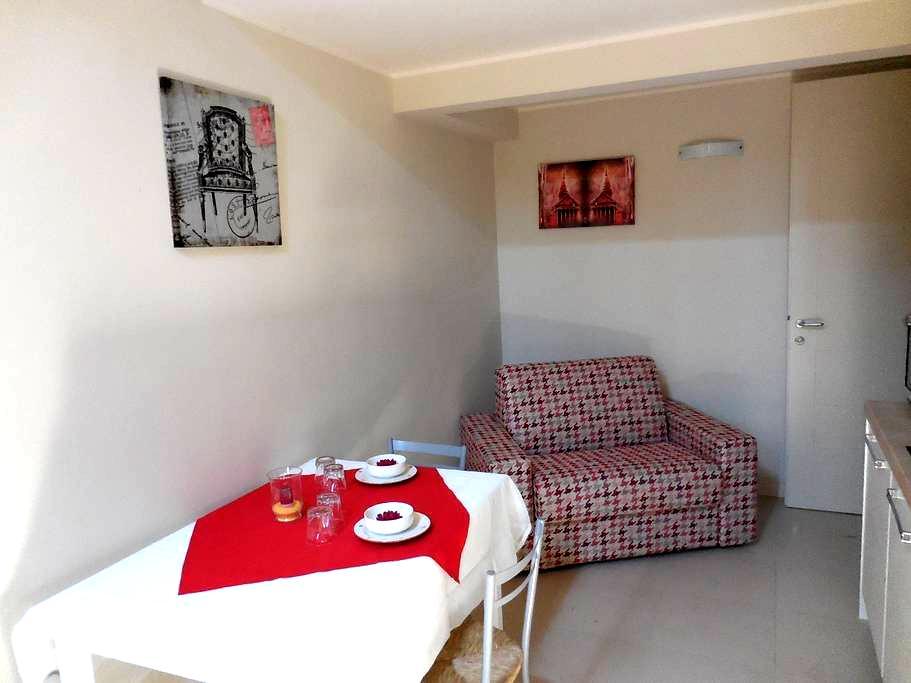 Monolocale CON SOPPALCO NUOVO ogni comfort - Ferrara - Apartamento