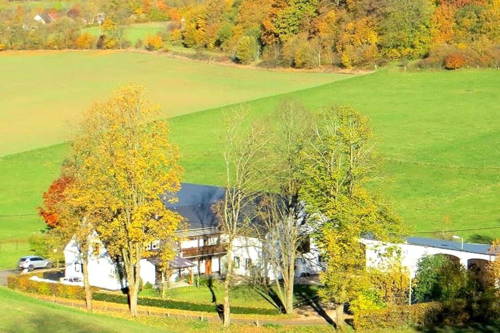 Eifelsonne: FeWo in der Vulkaneifel - Hohenfels-Essingen - Apartment