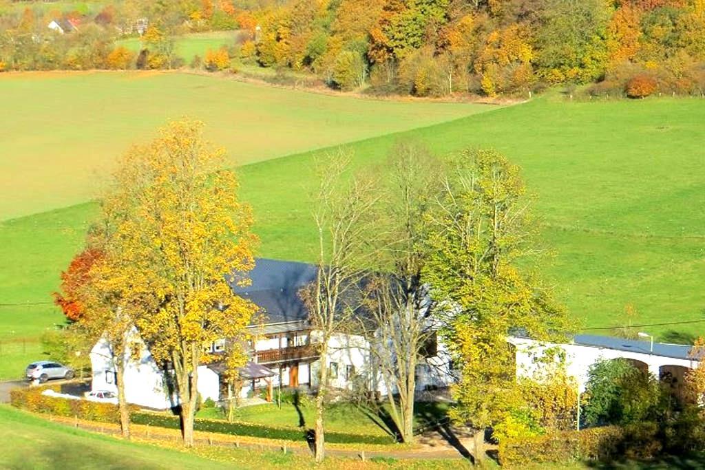 Eifelsonne: FeWo in der Vulkaneifel - Hohenfels-Essingen - Apartmen