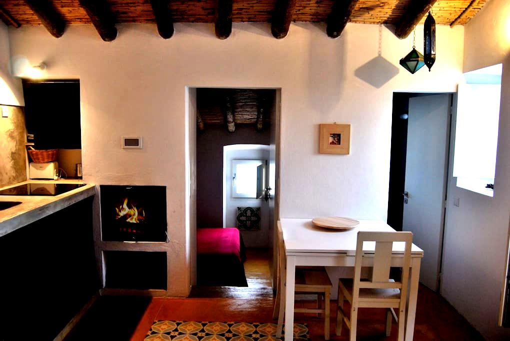 Casa do Xico o Rouxinol - Mértola - Talo