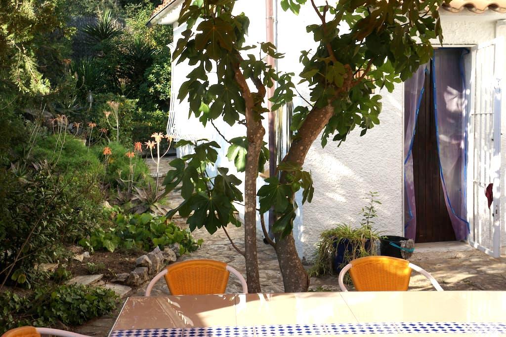 Wohnung mit großem Garten, 3 Minuten zum Strand - L'Escala - Apartment