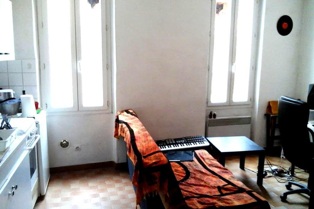 Studio 30m² dans le centre historique d'Aubagne - Aubagne