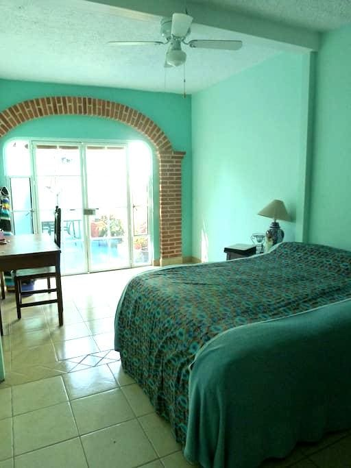 LAKE CHAPALA RENTAL - Lower Casita  - Chapala - Departamento