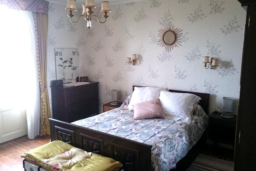 chambre avec vue sur la ville - Albi - 家庭式旅館