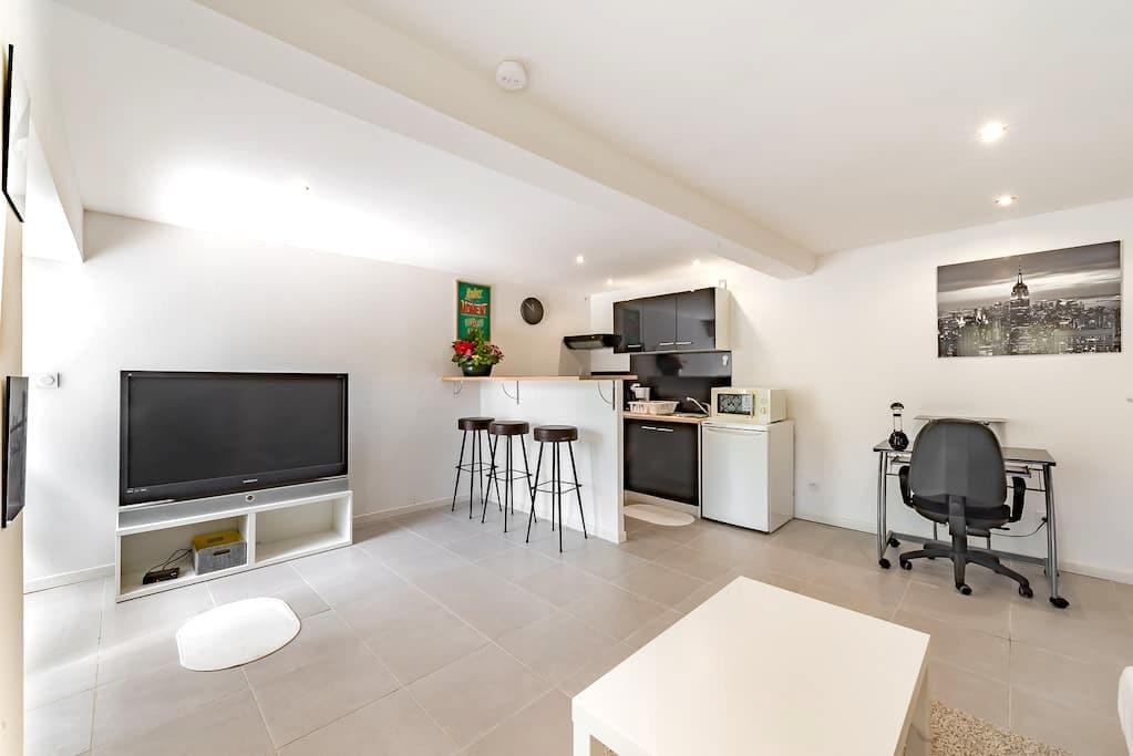 Appartement Cosy au coeur de LYON - Lyon - Departamento