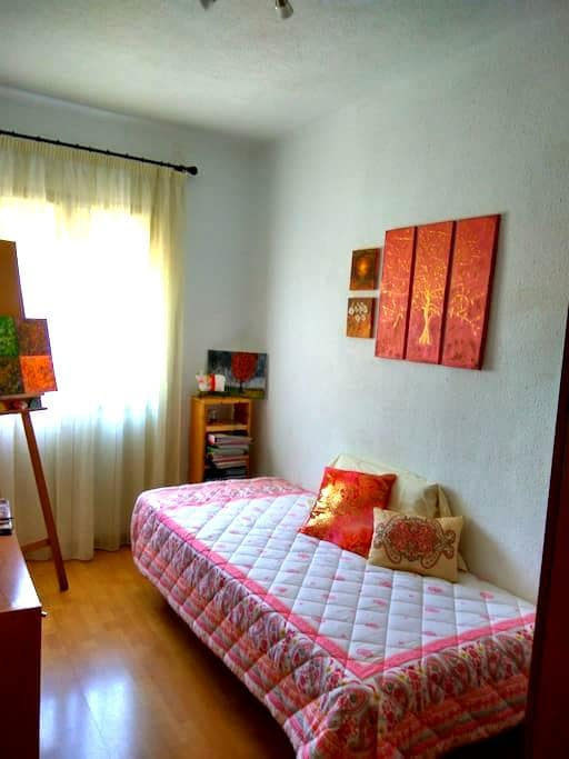 better price, comfortable room - Madrid - Apartment