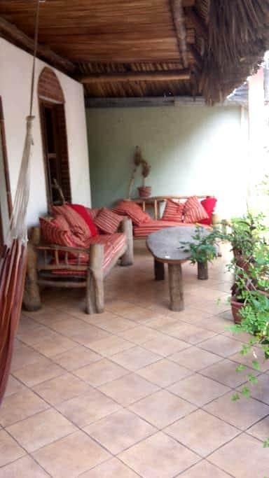 cuartos privados con terrasa - Monterrico - Haus