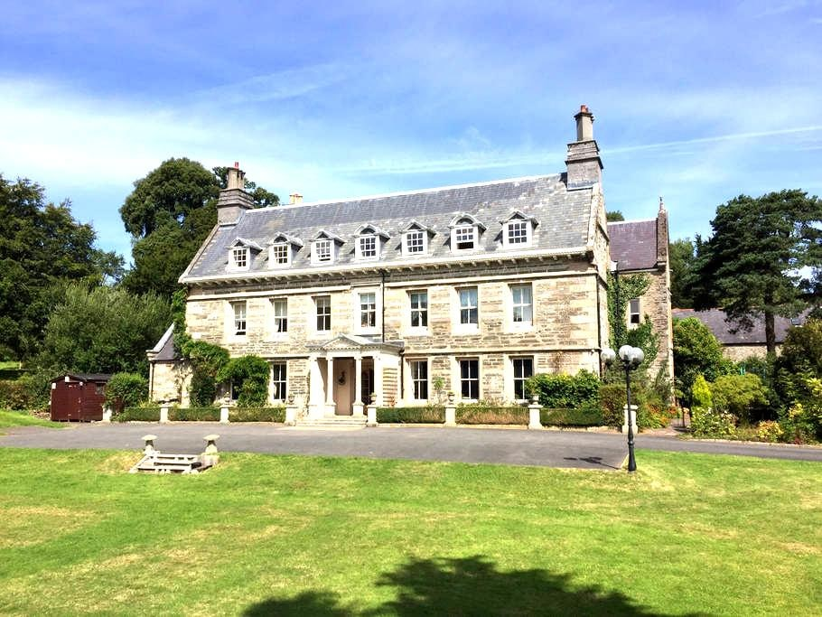 MANSION. SUITE - Plymouth - Bed & Breakfast