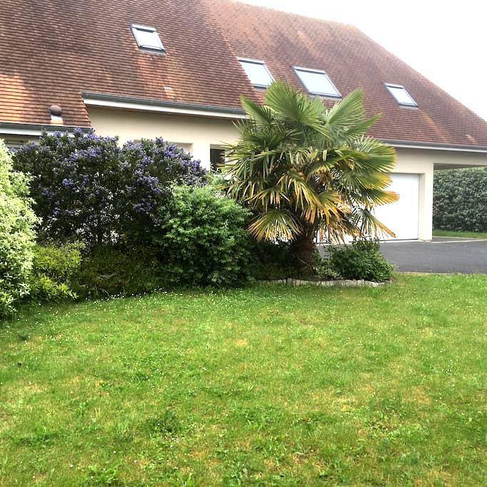 Chambre dans maison proche de Caen - Saint-Contest - Casa