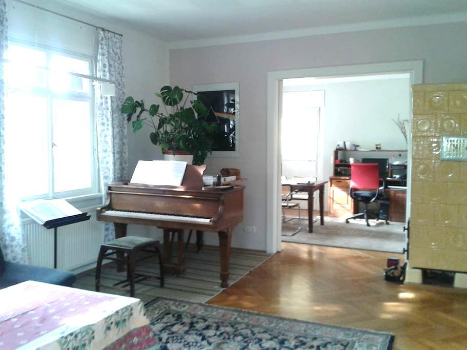 Stadtwohnung im Paulusviertel - Halle (Saale) - Lägenhet
