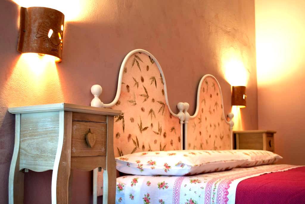 """Stanza del """"Sentiero B&Bìo"""" - Sant'Antioco - Bed & Breakfast"""