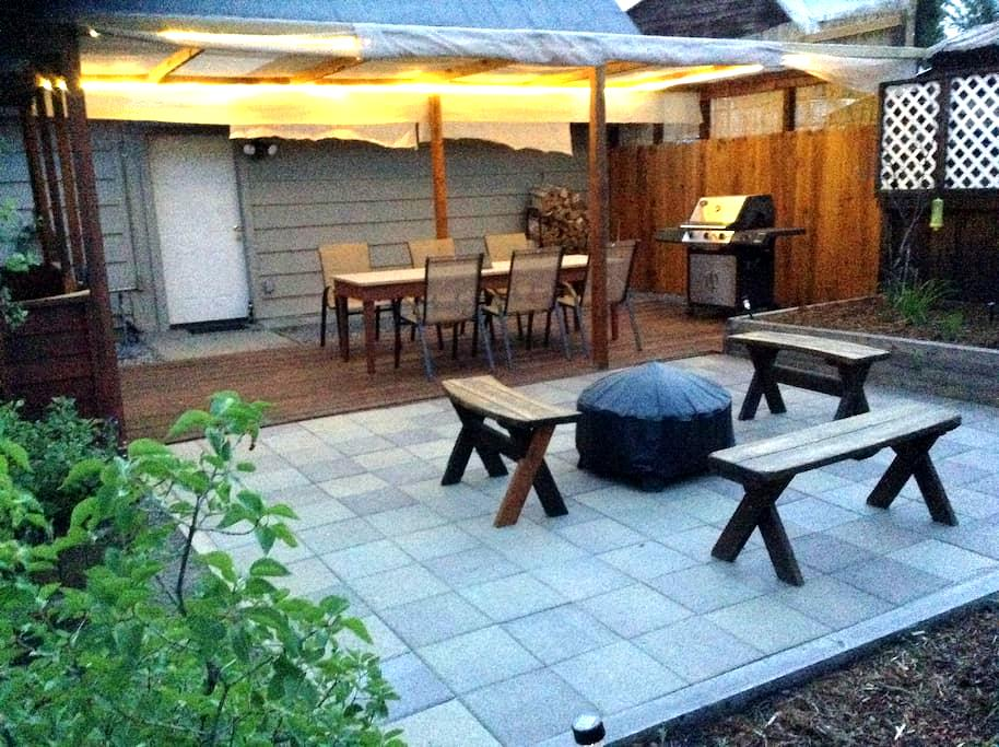 Charming Vacation Home - Chester - Hus
