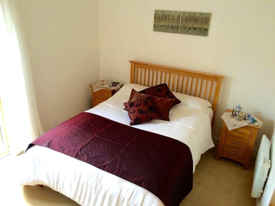 Modern doubleroom in City Centre - Dublin - Appartement