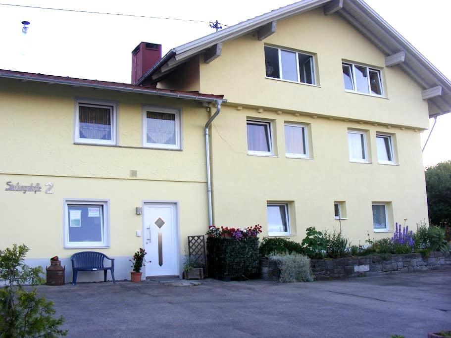 3* Ferienwohnung  Grotz - Oy-Mittelberg - Appartement