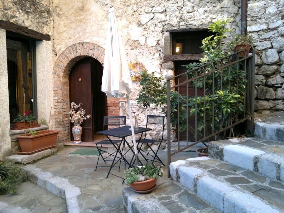 Casa Mia Rural Home - Monteforte Cilento - House