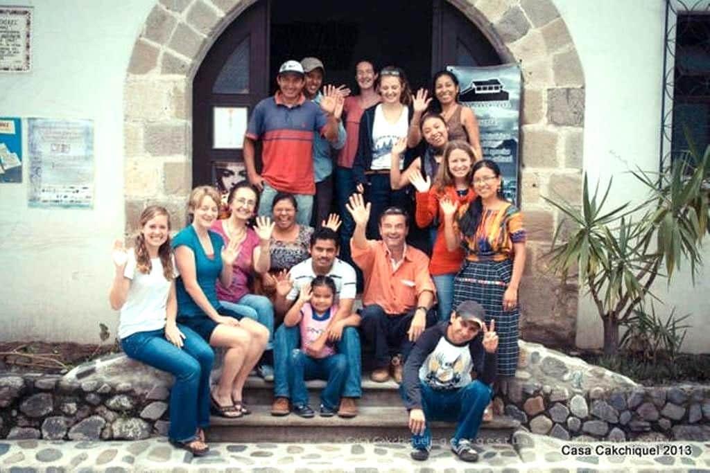 Panajachel - Casa Cakchiquel - La Condesa - Panajachel