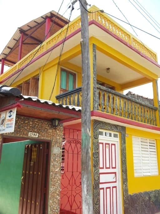 Apartamentos  independientes´´Mirador El Yunque´´ - Baracoa - Wohnung