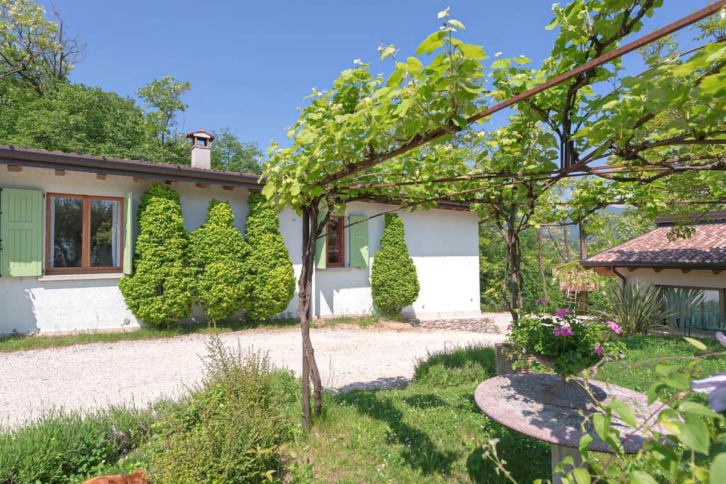 La casa nel bosco - Lago di Garda - Salò - บ้าน