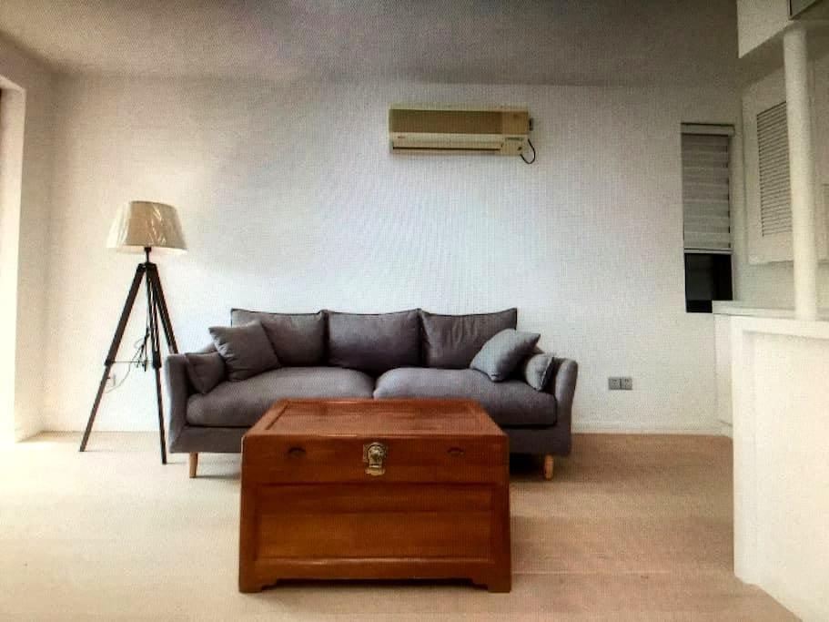 北欧极简风格电梯公寓 - 台東市 - Appartement