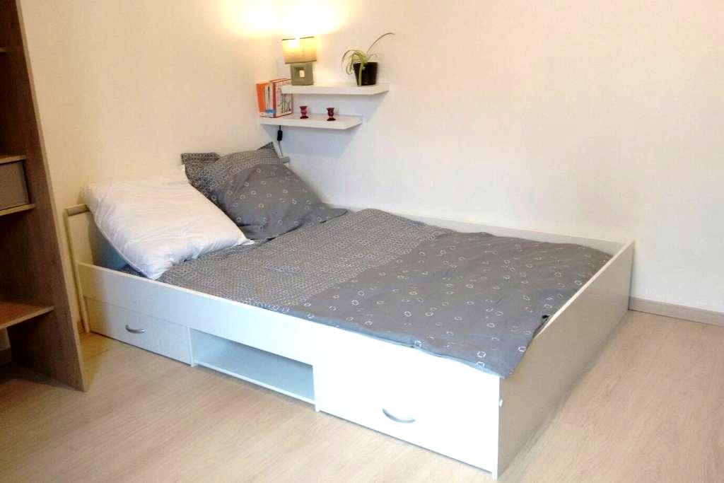 Chambre meublée et équipée de 13m2 - Valence