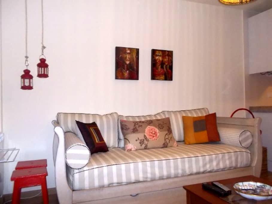 Apartamento de montaña en Felechosa - Felechosa - Apartment