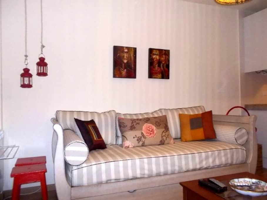Apartamento de montaña en Felechosa - Felechosa - Apartemen