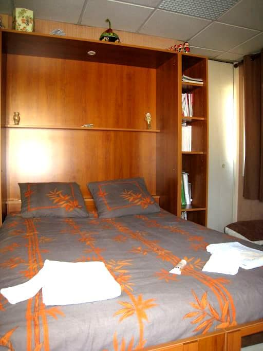 Chambre dans Loft  Oyonnax - Arbent - Lägenhet