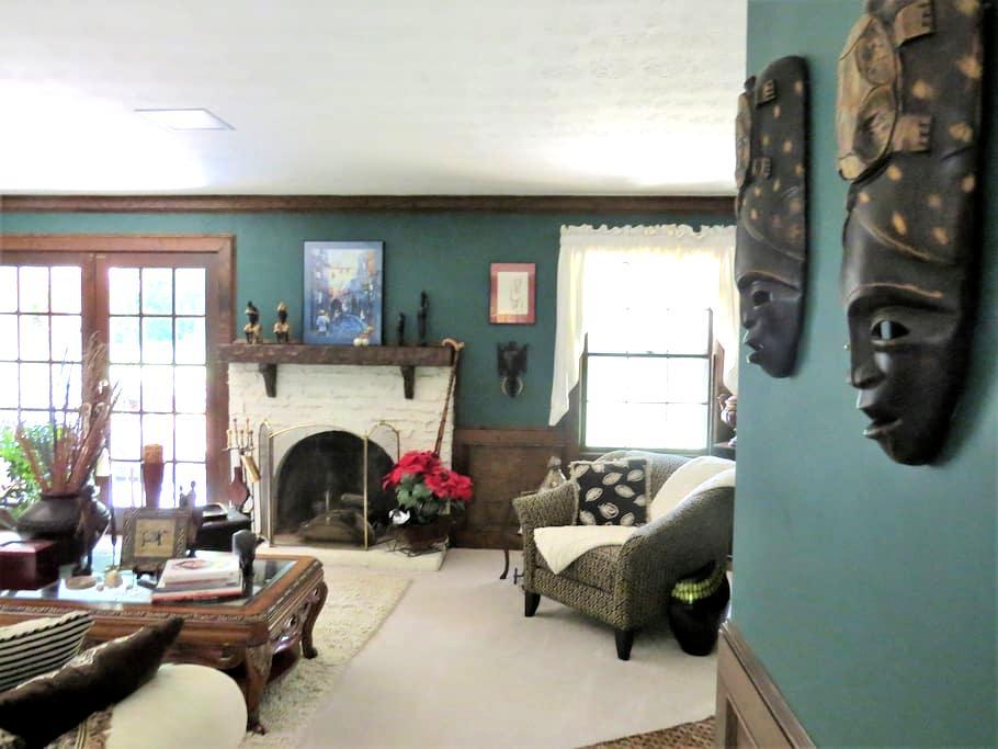 Quiet Private-Entry Suite near Atlanta - Stone Mountain