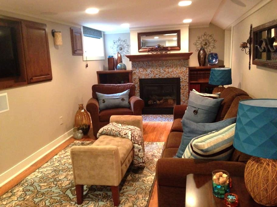Northend House - Tacoma - Appartement