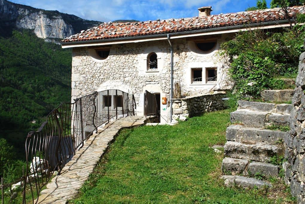 Gîte les Hauts de Choranche - Choranche - Casa