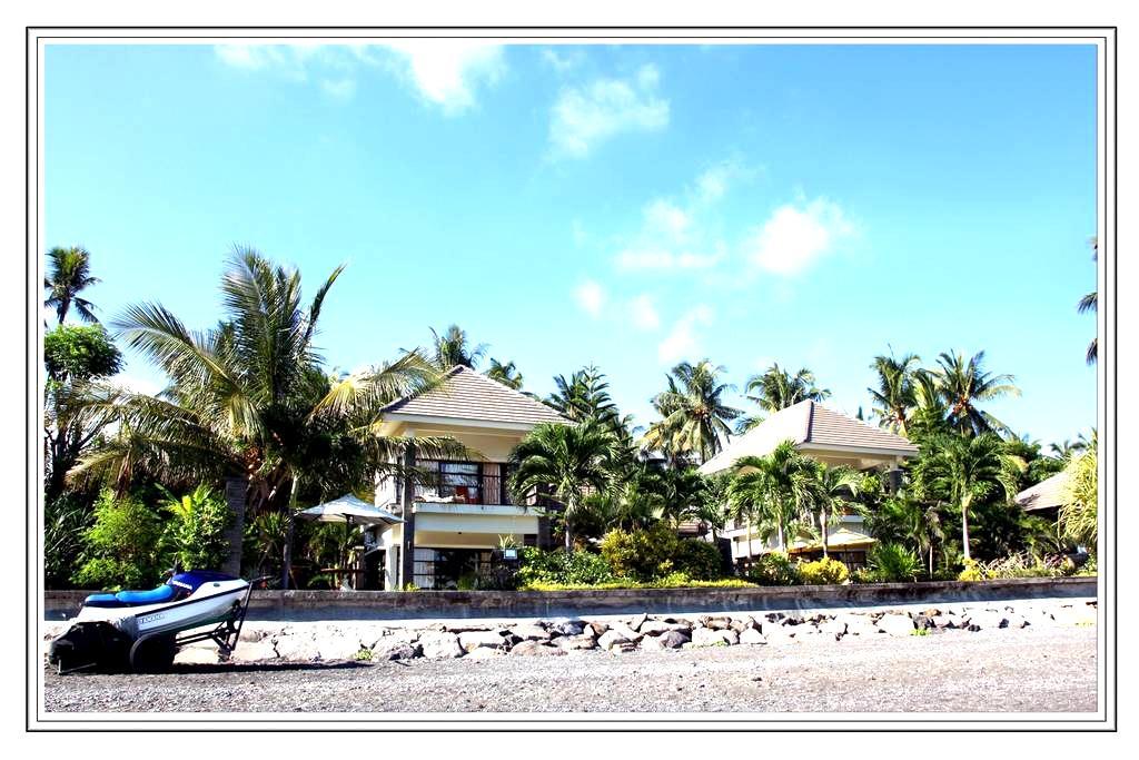 Singaraja luxurious  5br beachvilla - Kubutambahan - Βίλα