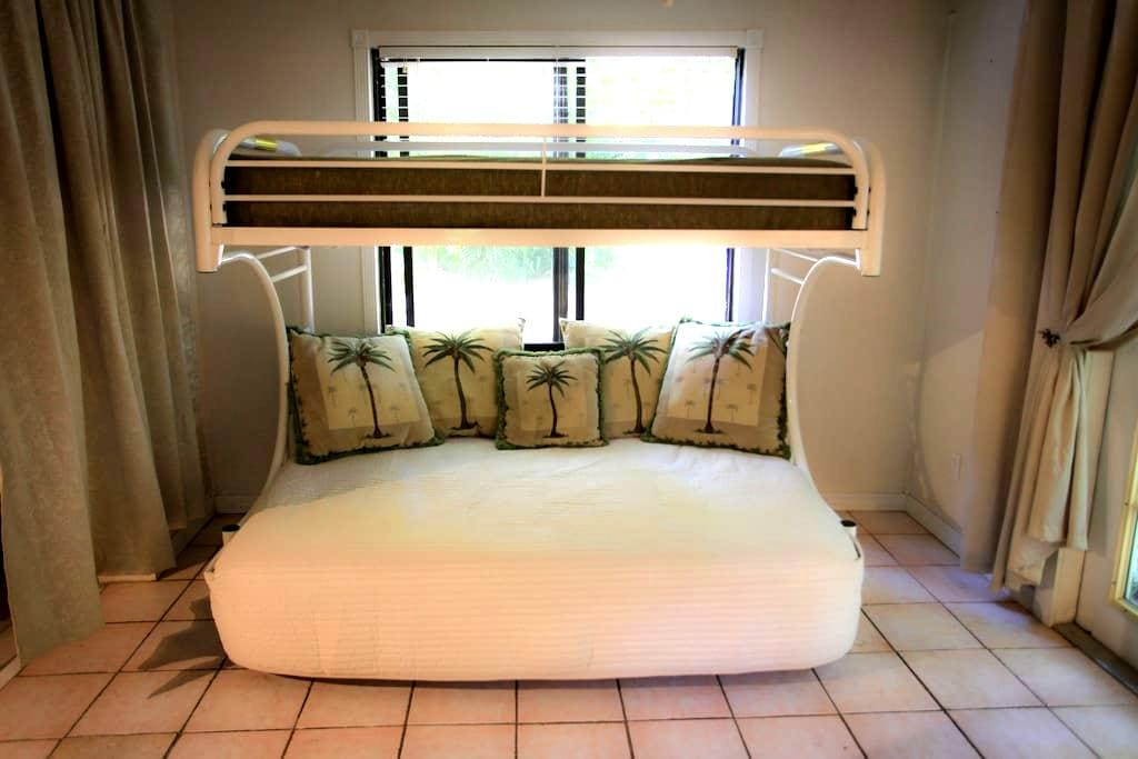 CottageSunRm/Pvt rm.pvt bath/NOsmok/FREE KAYAK - Key Largo - House