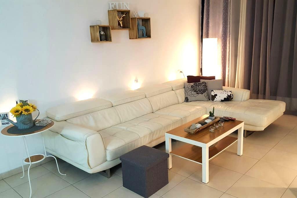 Apartment between TLV & Jerusalem - Ramla - Apartment