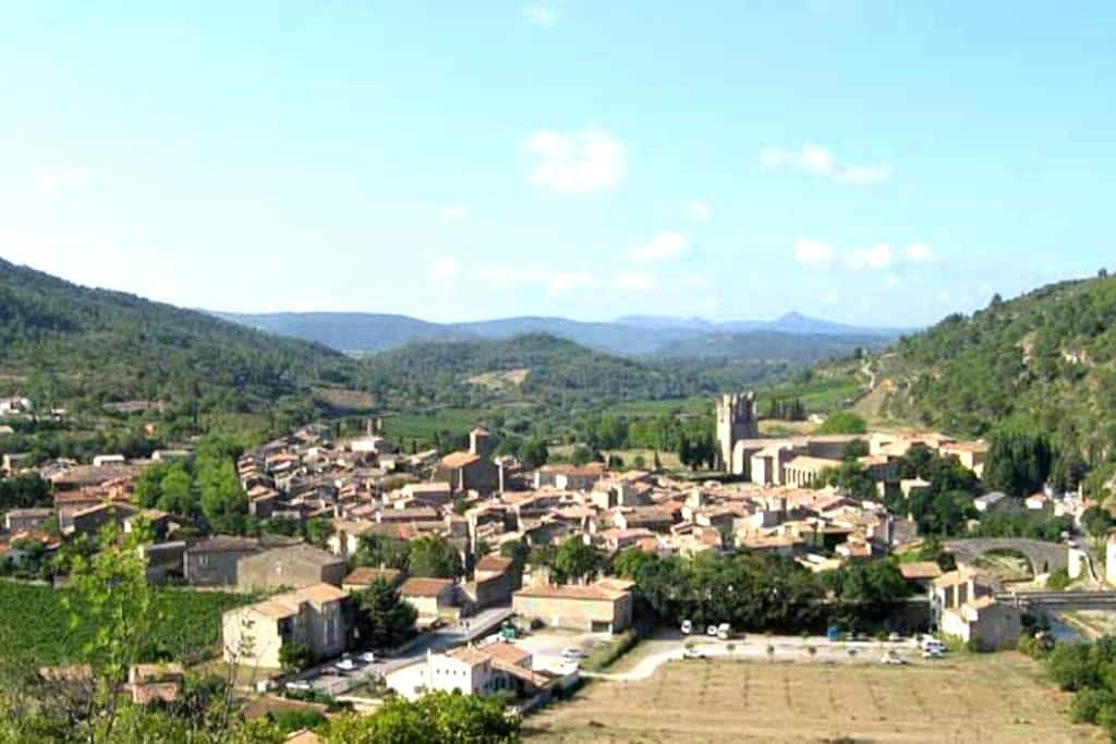 Medieval village - house with all mod cons! - Lagrasse - Huis