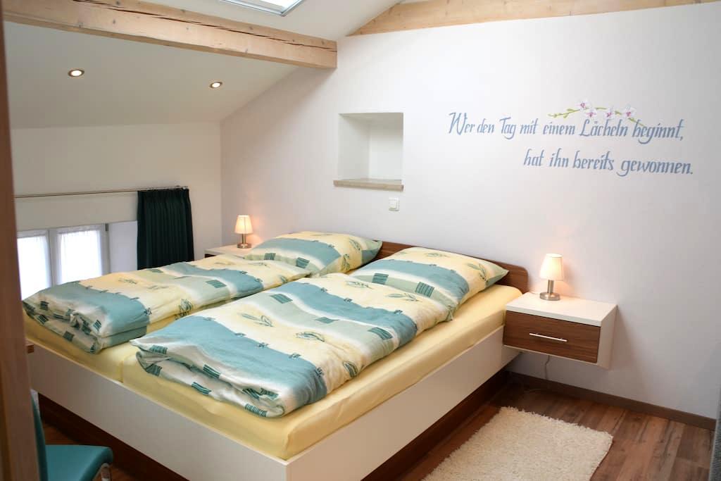 Doppelzimmer mit Frühstück - Pappenheim - Bed & Breakfast