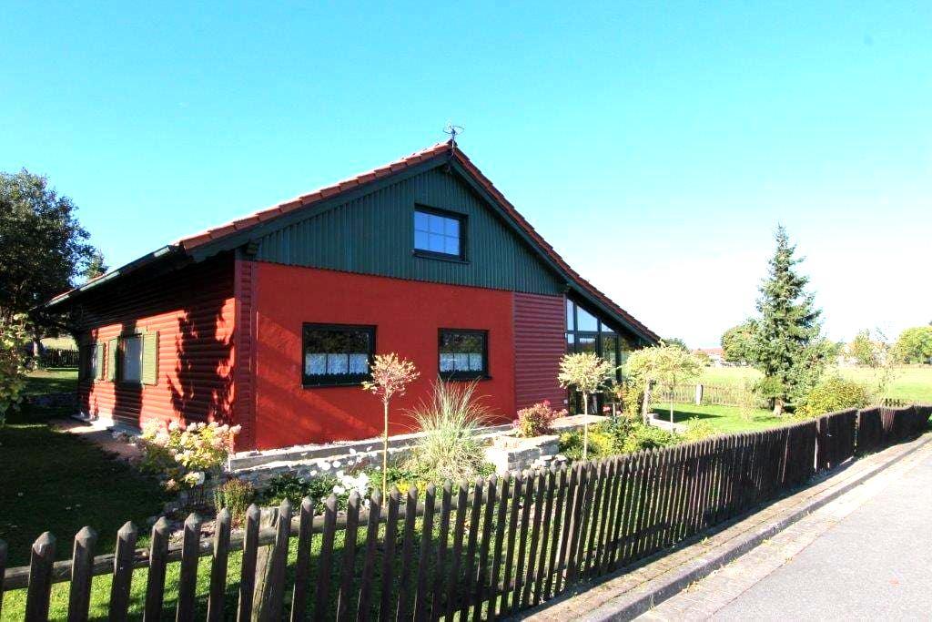 "Ferienhaus ""Allrode"" - Thale - House"