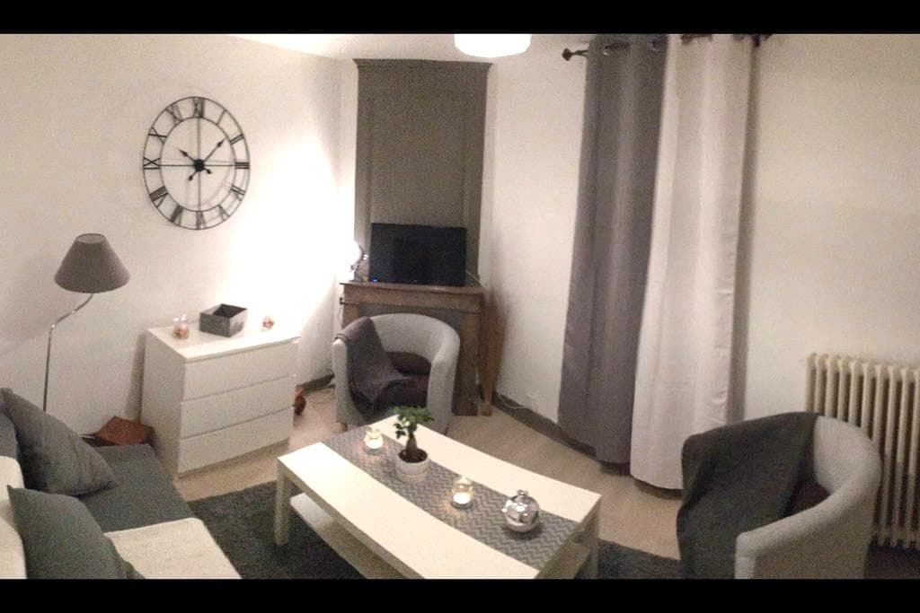Studio contemporain cœur de tours - Tours - Appartement