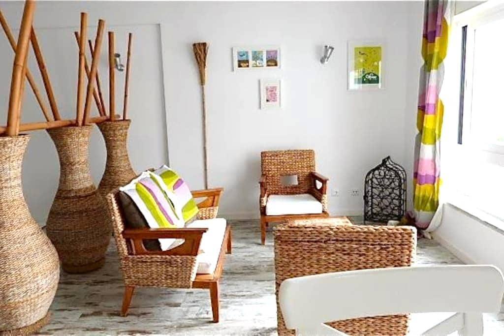 Studio vista al mar, a 100m de la playa - Wifi - Sagres - Condominium