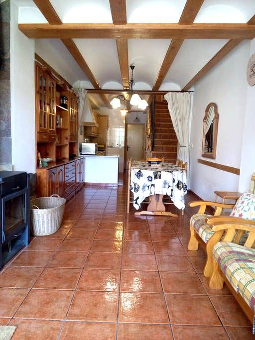 Preciosa Casa La Cima - Torás - Rumah