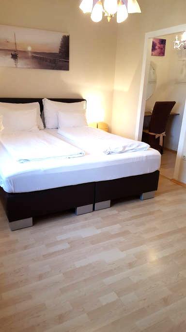 Apartment/Ferienwohnung, charming Morbisch am See - Mörbisch am See