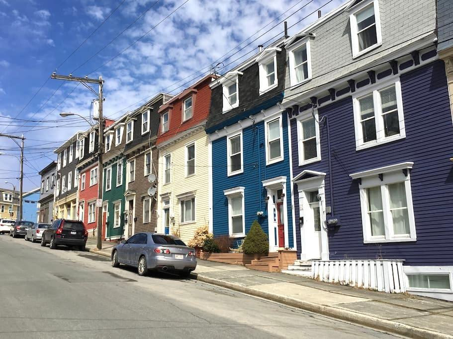 Executive Apartment - Downtown - St. John's