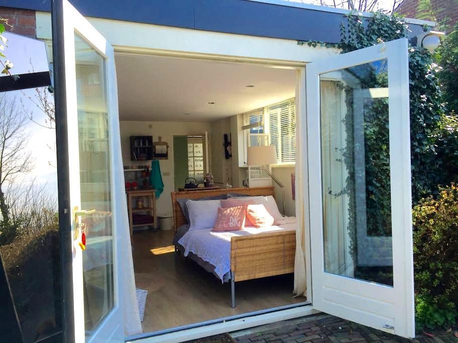Garden Studio 'Beach 'n Birds' - Noordwijk - Бунгало