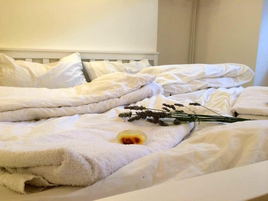 Relaxing Calm Natural Double Room - ลอนดอน
