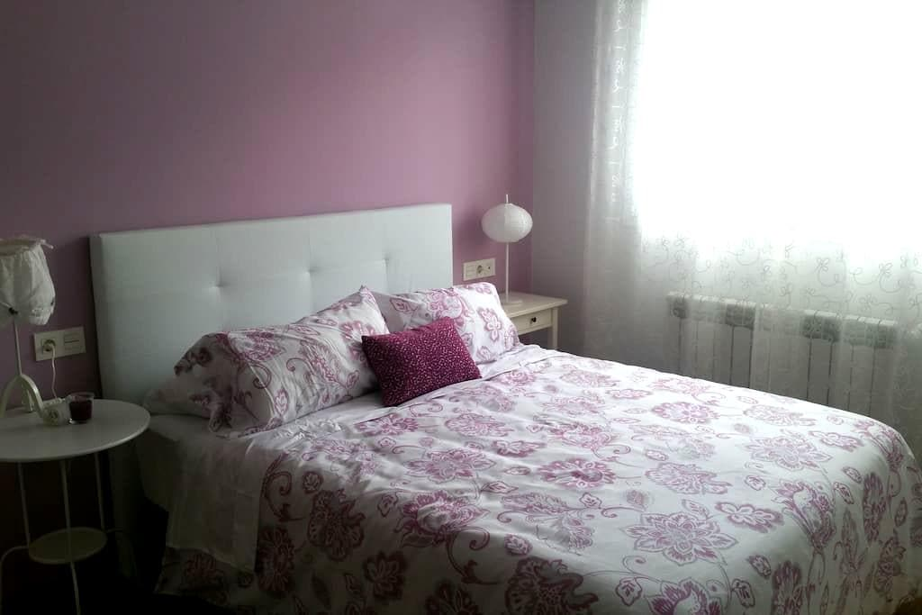 IDEAL FOR GROUPS -3 rooms/Parking/Pool - Bilbao - Apartment