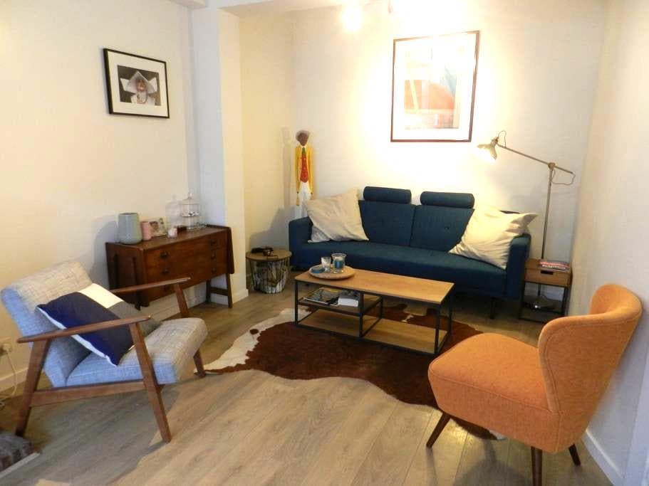 NICE FLAT MODERN AND COSY AT STOCKEL - Kraainem - Apartment
