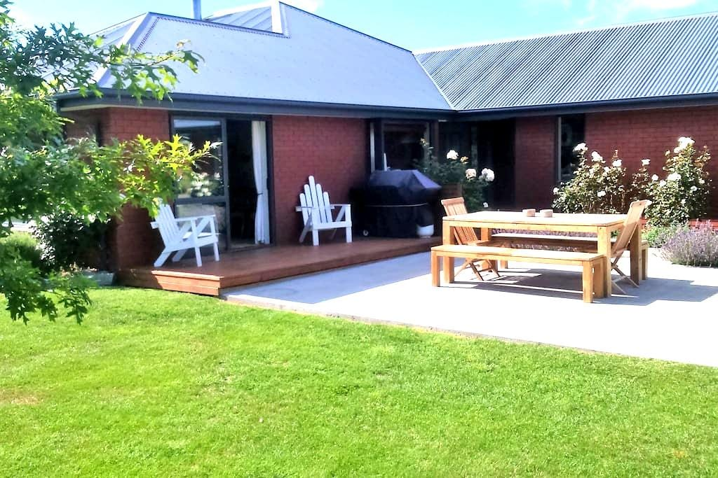 Warm and Friendly Wee BnB - Amberley