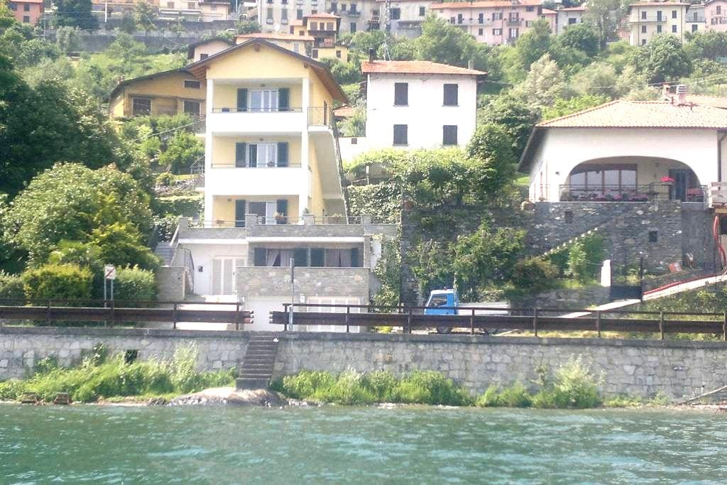 Studio  terrific lake view close  to Menaggio - San Siro