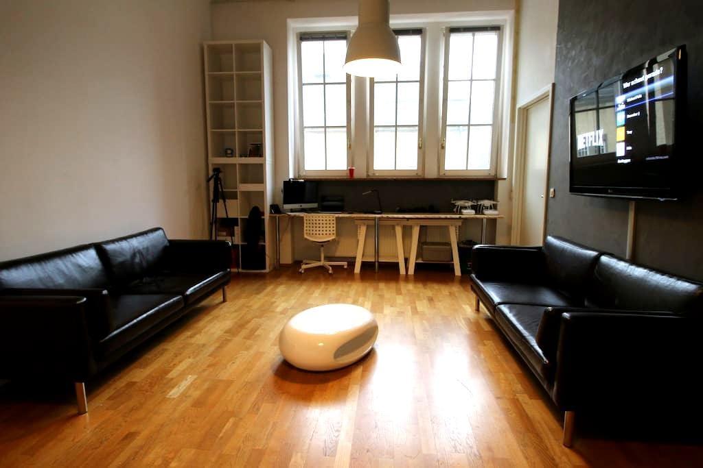 Luxus und Style im Herzen von Wiesbaden - Wiesbaden - Apartemen