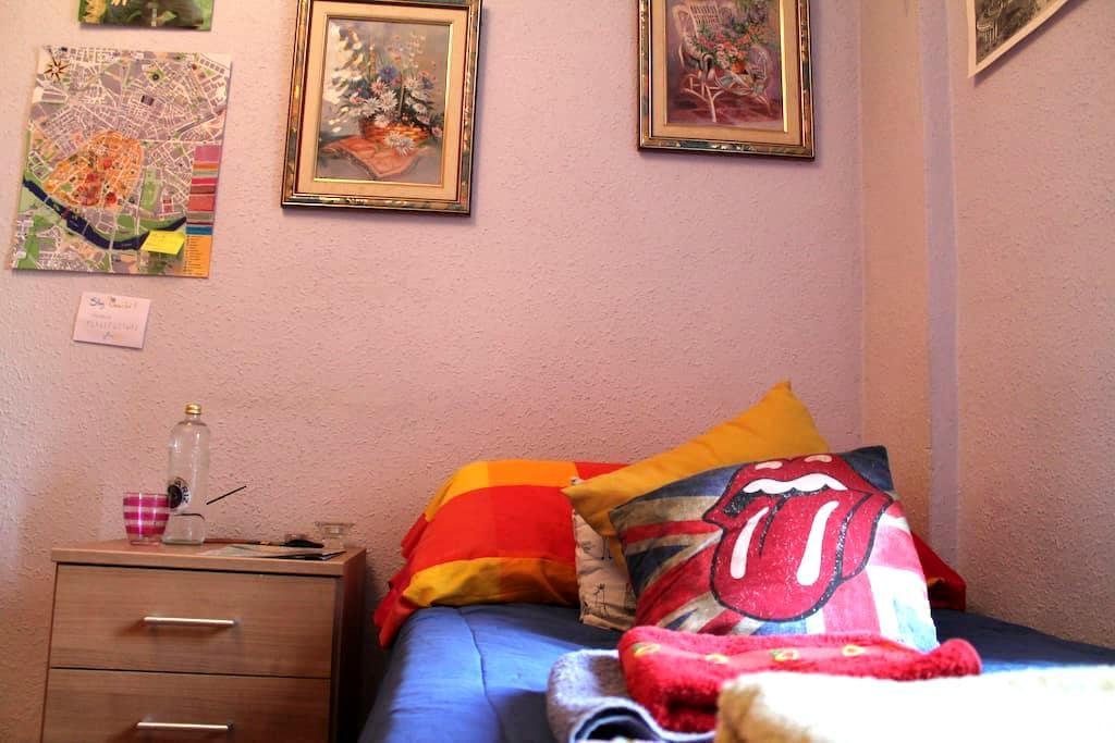 HABITACIÓN INDIVIDUAL EN EL CENTRO - Salamanca - Apartment