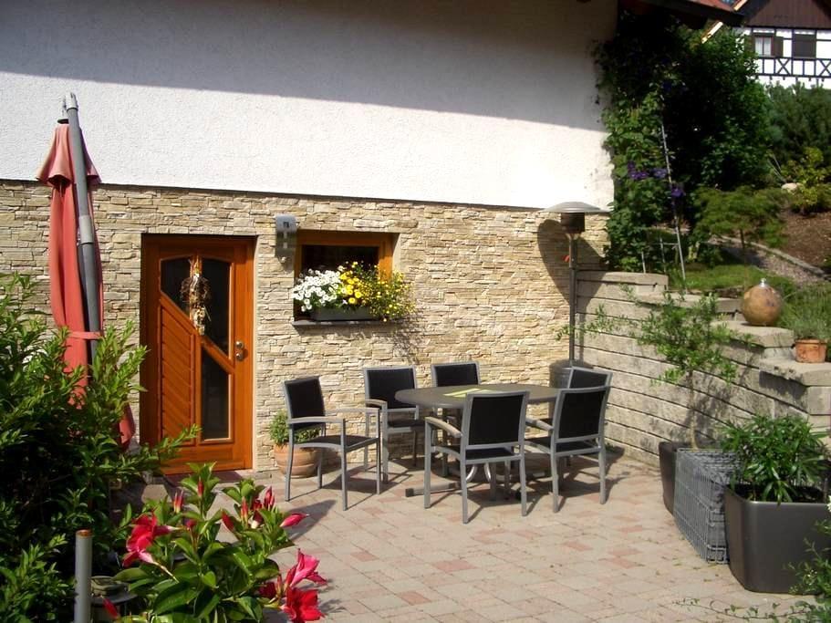 Ferien im Schwarzwald - Seebach - Wohnung